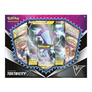 POKEMON TOXTRICITY V SPECIAL COLLECTION