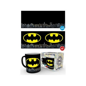 HEAT CHANGE BATMAN NIGHTS MUG