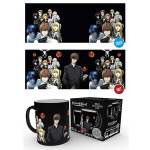 HEAT CHANGE DEATH NOTE MUG