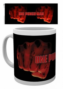 ONE PUNCH PUÑO MUG
