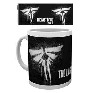 THE LAST OF US 2 FIRE FLY MUG