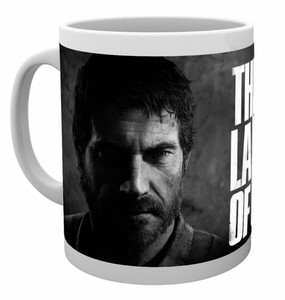 THE LAST OF US B&W MUG