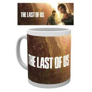 THE LAST OF US THE CITY MUG