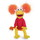 PELUCHE FRAGGLE ROCK ROSI (RED) 43 cms