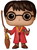 FIGURA POP HARRY POTTER: HARRY QUIDDITCH