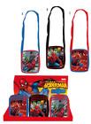 Display bolsitos spiderman (12) 3.50 la unidad????