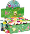 Display pompas economicas bob esponja (36) 0.38 u
