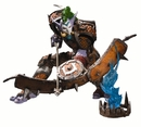 Figura wow troll hunter taz`dingo premium 3