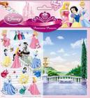 Display calcos escena princesas surtido(36)