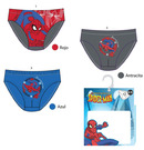 Pack 3 slips spiderman 4-5 a?os