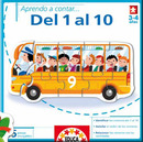 Basicos educativos: aprendo a contar? del 1 al 10