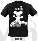 Camiseta bad day lunch l