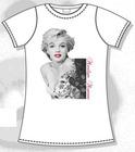 Camiseta chica marilyn fantasia m