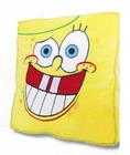 Cojin cuadrado sonrisa bob esponja
