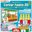 Educa multimedia: contar hasta 20
