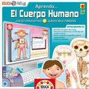 Educa multimedia: el cuerpo humano