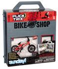 Flick trix display case + bike (3 unid.)