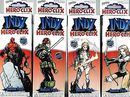 Indy heroclix booster