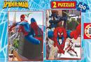 Puzle: 2x100 spiderman classic