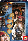 Puzle: 400 gigante piratas del caribe 4