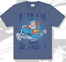 Camiseta superman kiss me xl