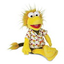 PELUCHE FRAGGLE ROCK DUDO (WEMBLEY) 43 cms