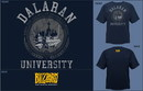Wow camiseta dalaran university xl