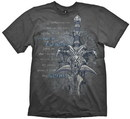 Wow camiseta frostmourne hungers l