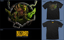 Wow camiseta goblin cataclismo l