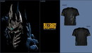Wow camiseta wrath of the lich king xl