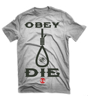 Camiseta fable iii obey or die xl