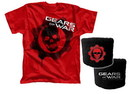 Camiseta gears of wars + mu?equera m