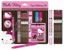 Set papeleria 16 piezas hello kitty