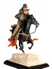 Figura estatua indiana jones 30 cms
