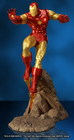 Figura estatua iron man escala 1/6