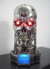 Figura estatua terminator endoskull da?ada 18 cms
