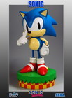 Figura estatua sonic hedgehog