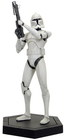 Figura estatua star wars clone trooper 30 cms