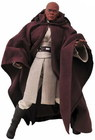 Figura star wars ultimate mace windu escala 1/4