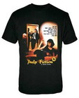 Camiseta pulp fiction poster talla l