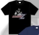 Camiseta mazinger z logo y cuerpo s