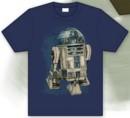 Camiseta star wars r2d2 s