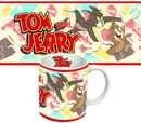 Taza tom y jerry en caja de regalo