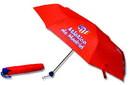 "Paraguas plegable at madrid infantil 21"" goool"
