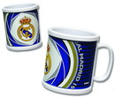 Taza rubber 3-d real madrid gool