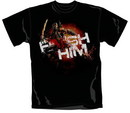 Camiseta mortal kombat finish him talla l