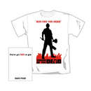 Camiseta shaun of the dead talla l