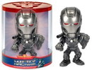 Cabezon iron man en tubo war machine