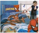 Funda nordica + funda almohada spiderman