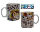 ONE PIECE MUG LUFFY WANTED